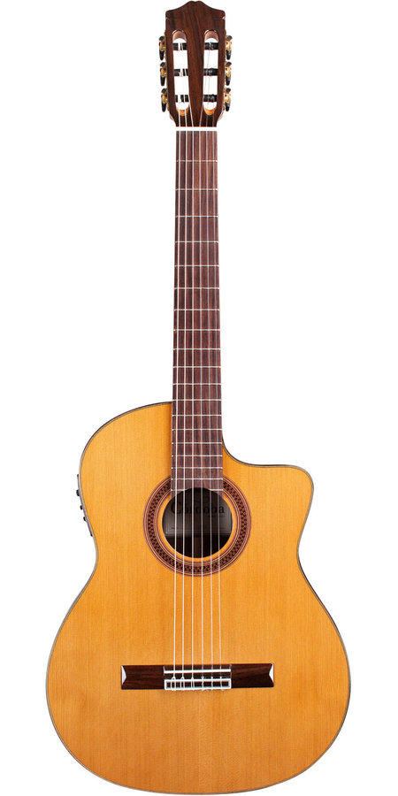 View larger image of Cordoba C7-CE Classical-Electric Guitar