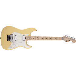Charvel Pro-Mod So-Cal Style 1 HH FR Electric Guitar - Vintage White