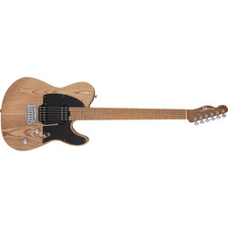Charvel Pro-Mod So-Cal Style 2 24 HH Electric Guitar - Natural Ash