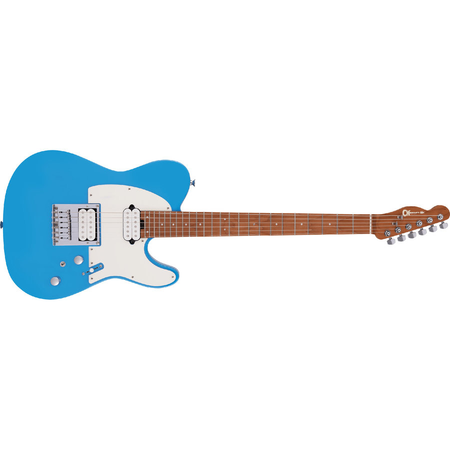 View larger image of Charvel Pro-Mod So-Cal Style 2 24 HH Electric Guitar - Robin's Egg Blue