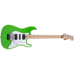 Charvel Pro-Mod So-Cal Style 1 HSH Electric Guitar - Slime Green