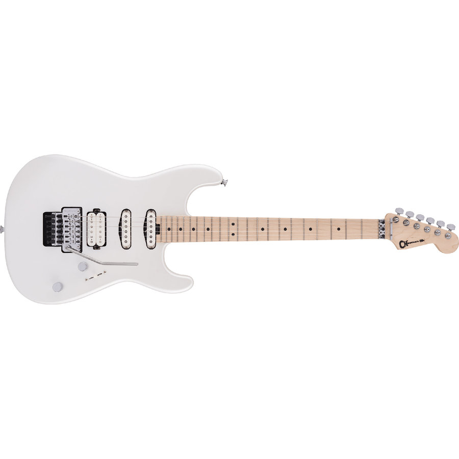 View larger image of Charvel Pro-Mod San Dimas Style 1 HSS Electric Guitar - Blizzard Pearl
