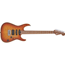Charvel USA Select DK24 HSS Electric Guitar - Autumn Glow