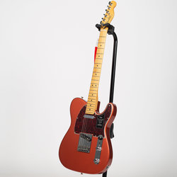 Fender Player Plus Telecaster - Maple, Aged Candy Apple Red