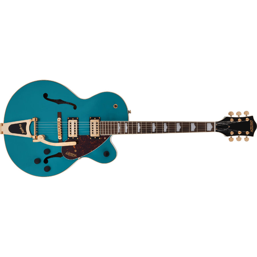 View larger image of Gretsch G2410TG Streamliner Electric Guitar - Ocean Turquoise