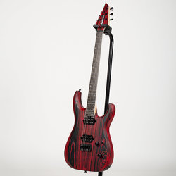 Jackson Pro Series Dinky DK Modern Ash HT6 Electric Guitar - Baked Red