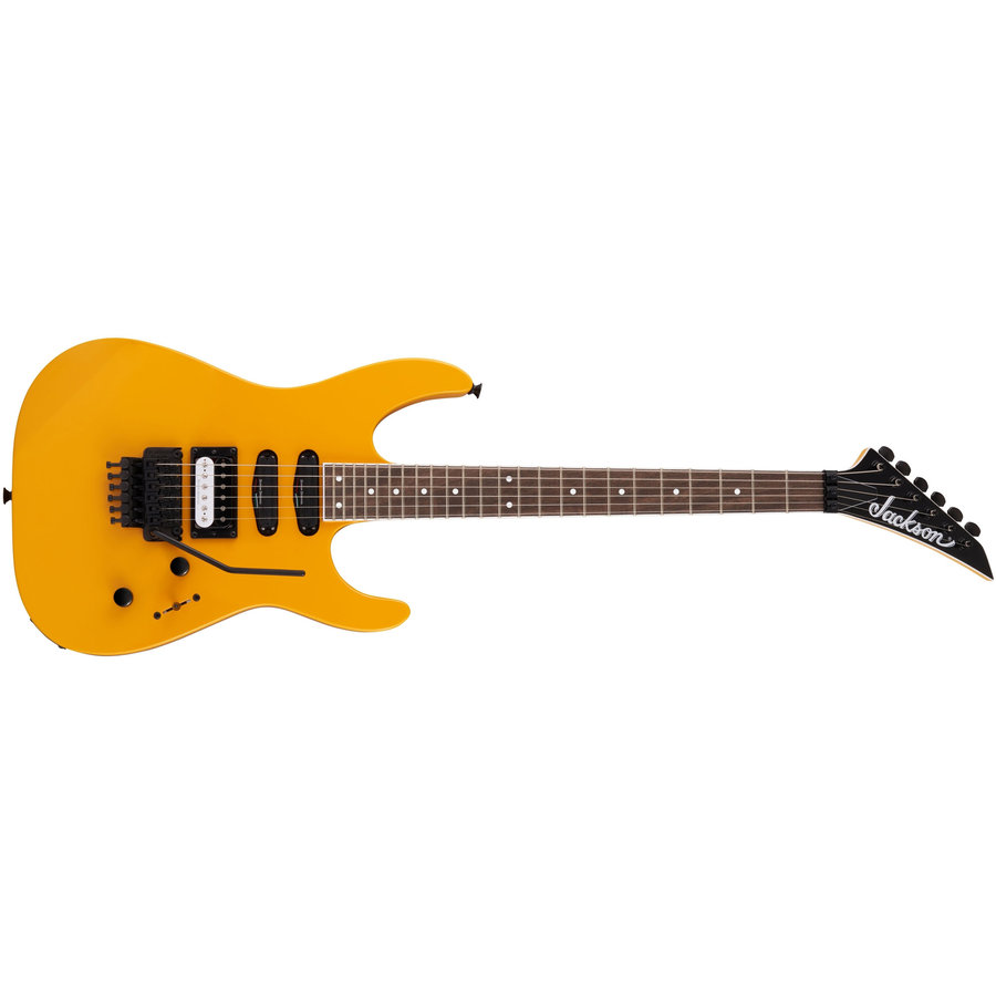 View larger image of Jackson X Series Soloist SL1X Electric Guitar - Taxi Cab Yellow