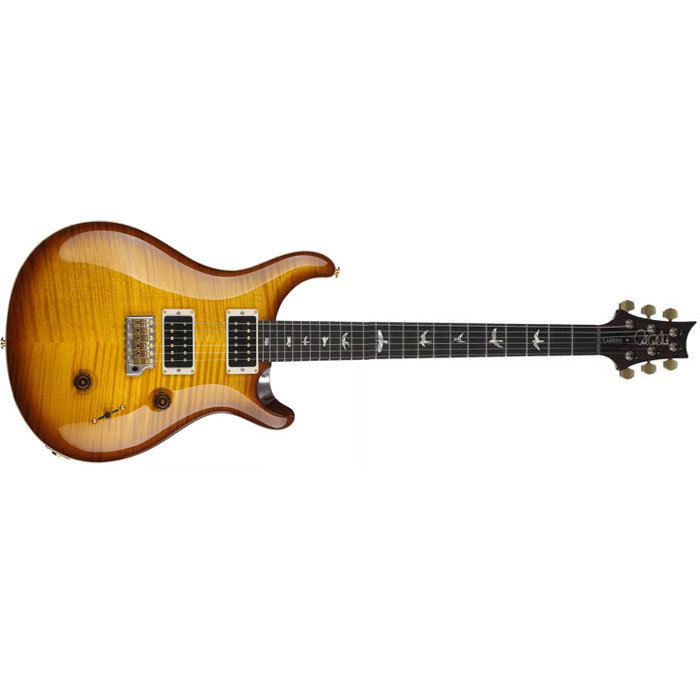 View larger image of PRS Custom 24 10-Top Electric Guitar - McCarty Tobacco Sunburst