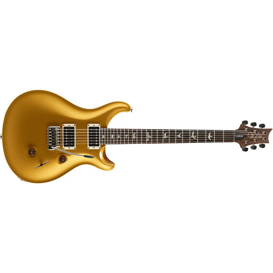 View larger image of PRS Custom 24 Electric Guitar - Gold Top