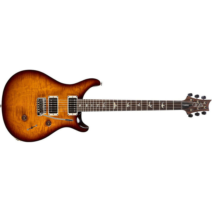 View larger image of PRS Custom 24 Electric Guitar - McCarty Tobacco Sunburst