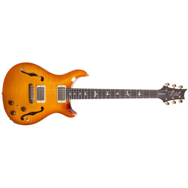View larger image of PRS Hollowbody II 10-Top Electric Guitar - McCarty Sunburst