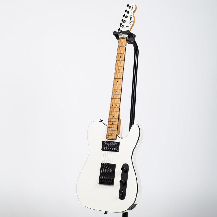 View larger image of Squier Contemporary Telecaster RH - Roasted Maple, Pearl White