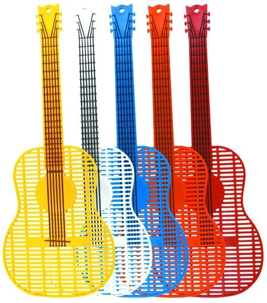 View larger image of Guitar Flyswatter - Assorted, Large