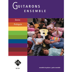 Guitarons Ensemble (Poliquin) - Guitar Ensemble