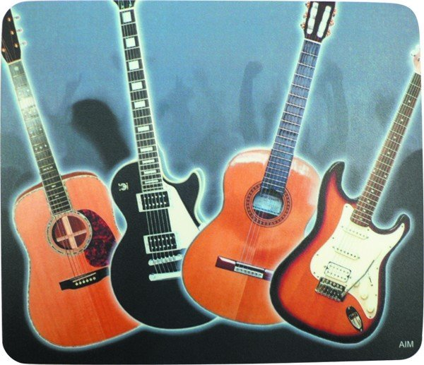 View larger image of Guitars Mouse Pad