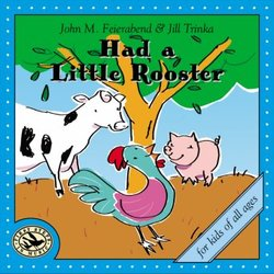 Had a Little Rooster - CD