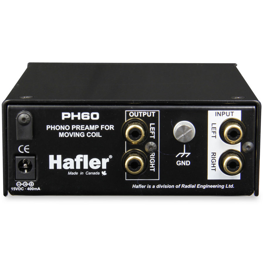 View larger image of Hafler PH60 Phono Stage