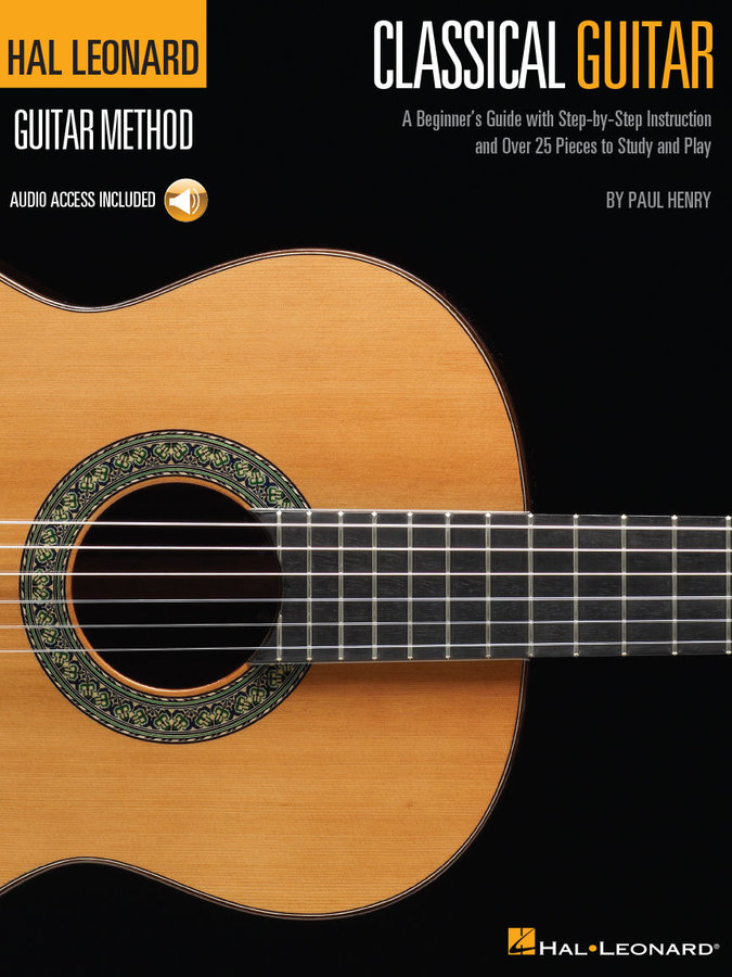 View larger image of Hal Leonard Classical Guitar Method w/Online Audio