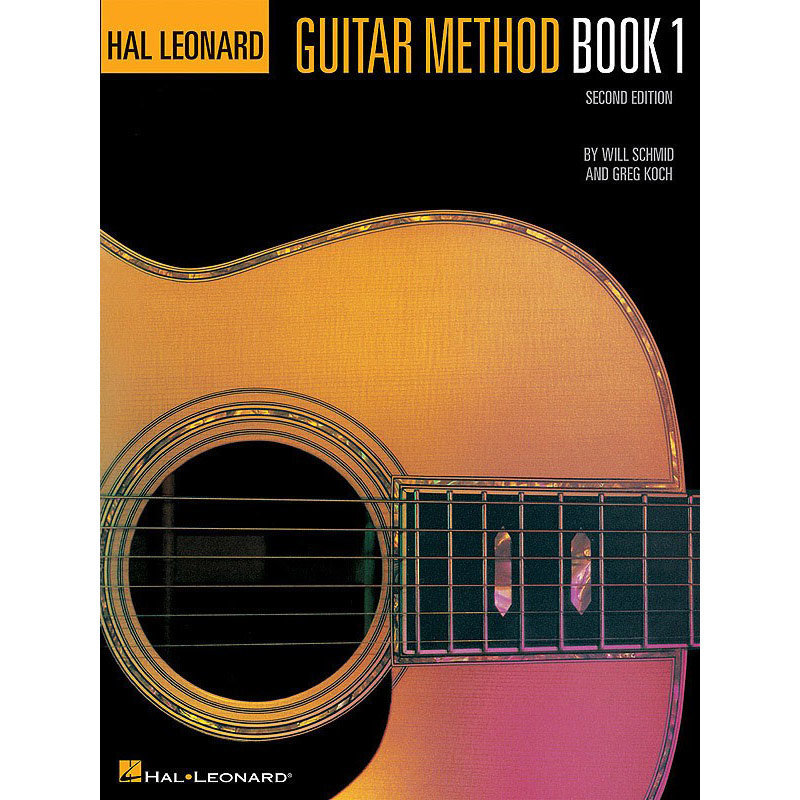 View larger image of Hal Leonard Guitar Method Book 1 - Book Only