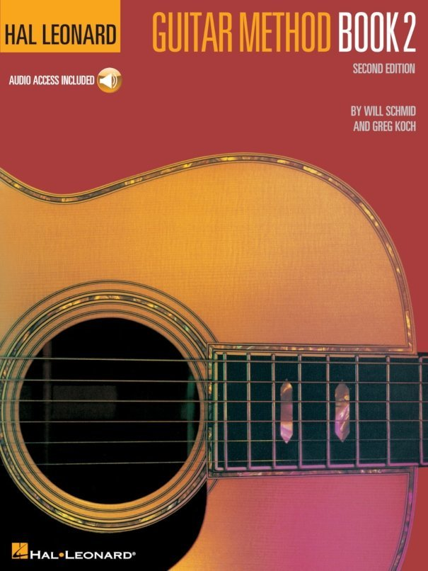 View larger image of Hal Leonard Guitar Method Book 2 w/Online Audio