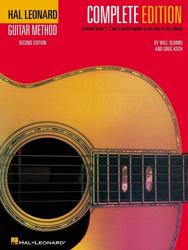View larger image of Hal Leonard Guitar Method Complete Edition - Book Only