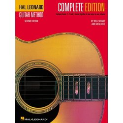 Hal Leonard Guitar Method Complete Edition - Book Only