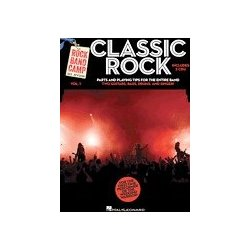 Hal Leonard Rock Band Camp Vol.1, Classic Rock w/2CD