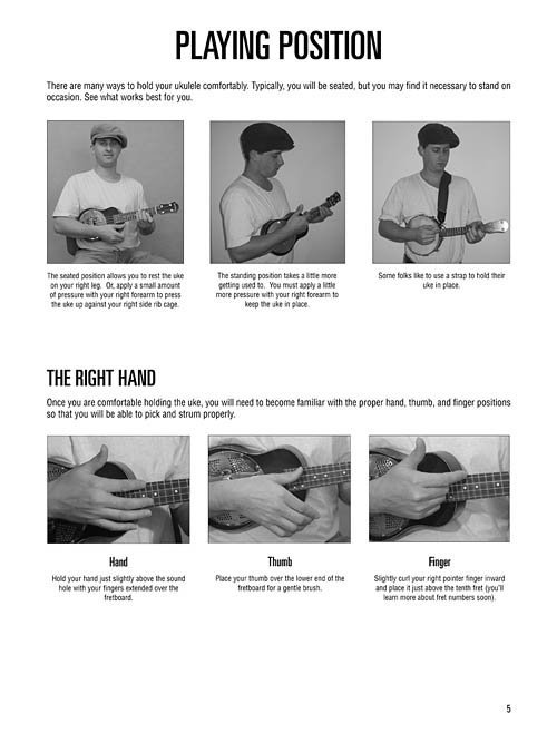 View larger image of Hal Leonard Ukulele Method Book 1 with Online Audio
