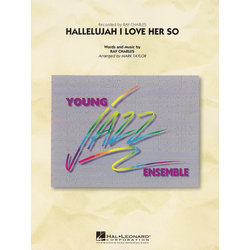 Hallelujah I Love Her So (Ray Charles) - Score & Parts, Grade 3