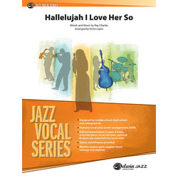 Hallelujah I Love Her So (Vocal) - Score & Pts Grade 3