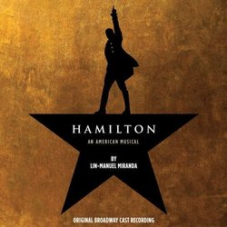 Hamilton - Original Broadway Cast Recording (4 LP)