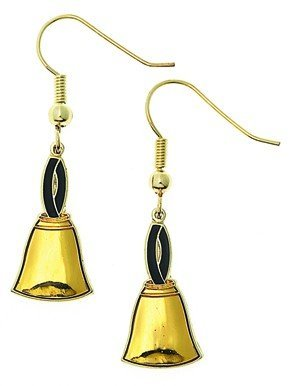 View larger image of Handbell Earrings
