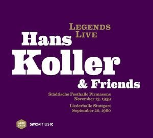 View larger image of Hans Koller & Friends - Legends Live (Vinyl)