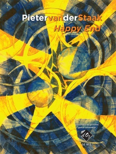 View larger image of Happy End (Van Der Staak) - Guitar Ensemble