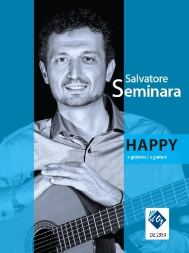 View larger image of Happy (Seminara) - Guitar Duet