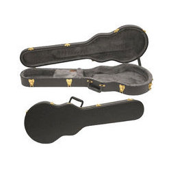 Hardshell Guitar Case for Gibson Les Paul - Black