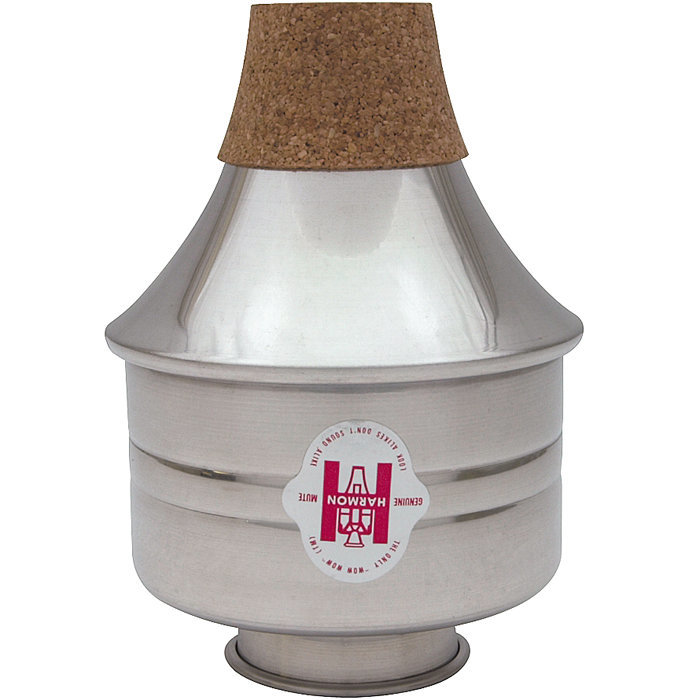 View larger image of Harmon Model B Aluminum Wow-Wow Trumpet Mute