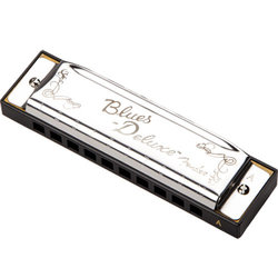Fender Blues Deluxe Harmonica - A