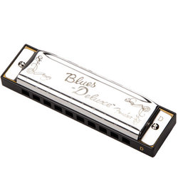 Fender Blues Deluxe Harmonica - D