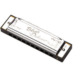 Fender Blues Deluxe Harmonica - E