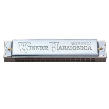 View larger image of Suzuki Winner Tremolo 16 Hole Harmonica - C
