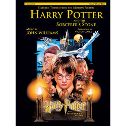 Harry Potter and the Sorcerer's Stone, Selected Themes - Trombone
