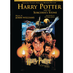 Harry Potter and the Sorcerer's Stone - Selected Themes - Trumpet w/CD