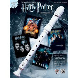 Harry Potter for Recorder