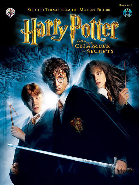 View larger image of Harry Potter & the Chamber of Secrets - F Horn w/CD