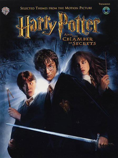 View larger image of Harry Potter & the Chamber of Secrets - Trombone w/CD