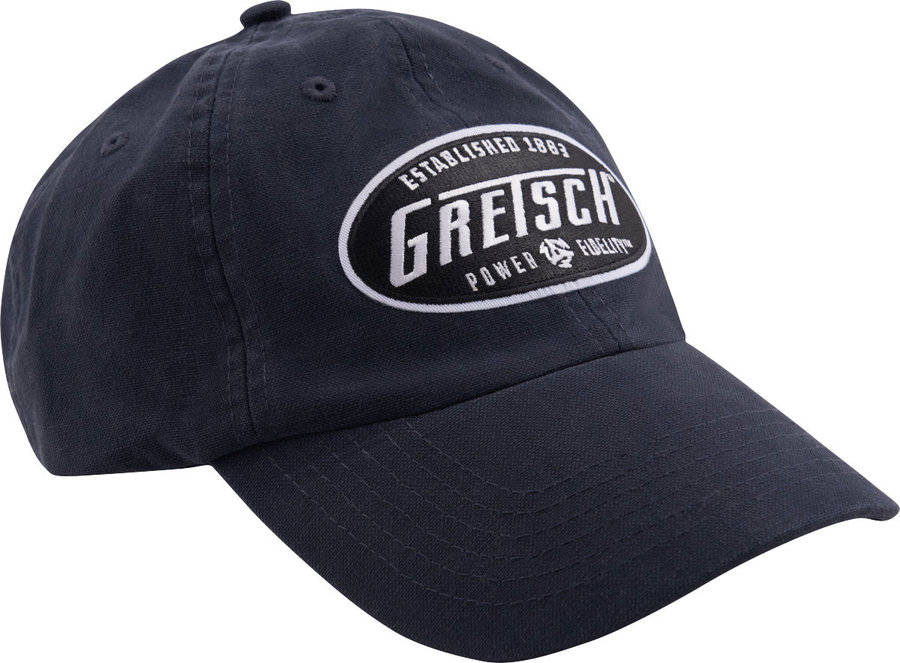 View larger image of Gretsch Patch Hat - Black