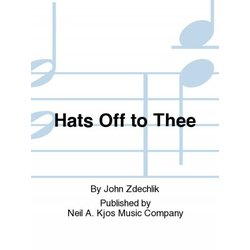 Hats off to Thee - (Brass Choir)