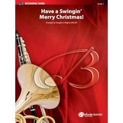 Have a Swingin' Merry Christmas! - Score & Parts, Grade 1