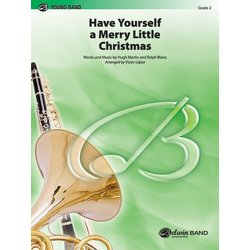 Have Yourself a Merry Little Christmas - Score & Parts, Grade 2